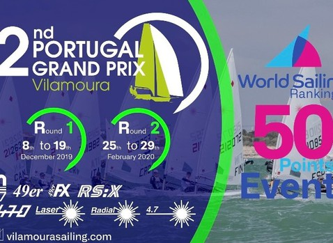 2nd Portugal Grand Prix.