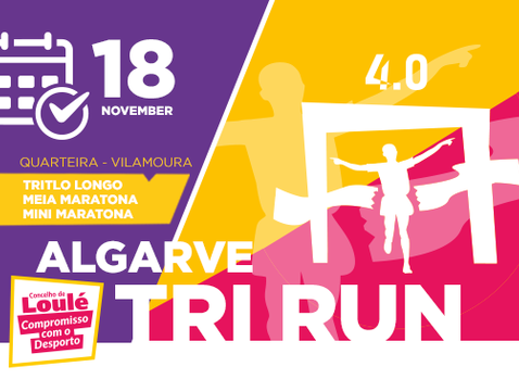 23º Algarve Tri Run 4.0